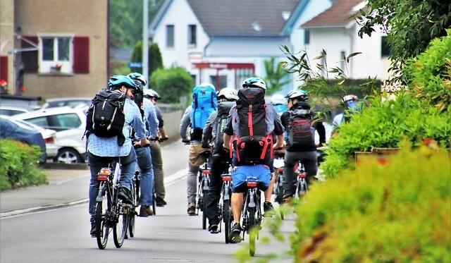 Велотуризм. Велопутешествия и велотур