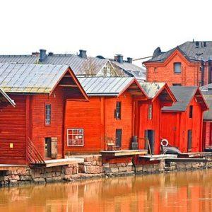 Самостоятельное путешествие по Финляндии