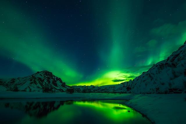 Топ-4 лучших мест, где можно наблюдать северное сияние