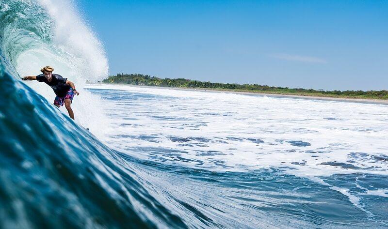 Сёрфинг доступен каждому. Лучшие места для сёрфинга