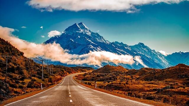 Новая Зеландия как новое направление туризма