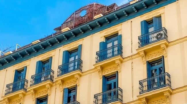 Выбираем апартаменты в Мадриде, Испания