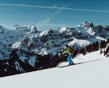 Зимний отдых и французские Альпы