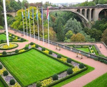 Путешествие в Великое Герцогство Люксембург