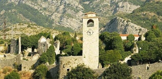Замки и крепости Черногории 1