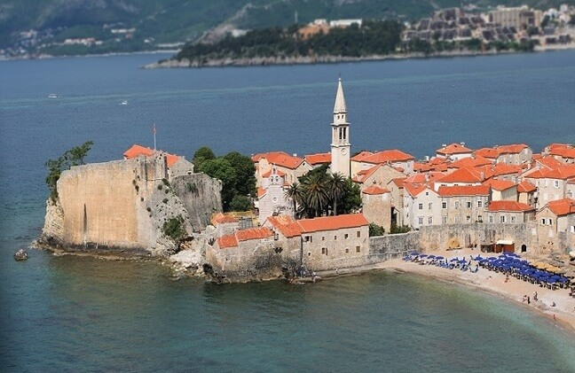 Замки и крепости Черногории 3