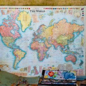 Как создать идеальный маршрут кругосветного путешествия