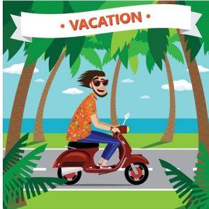 Хотите арендовать скутер на отдыхе? Не забудьте  10 главных правил!
