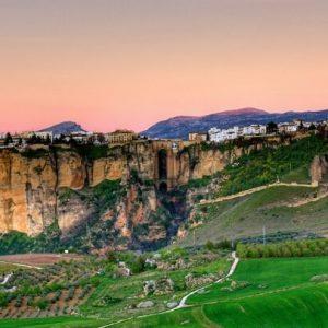 Обязательно посетите город Ронда, Андалусия, Испания