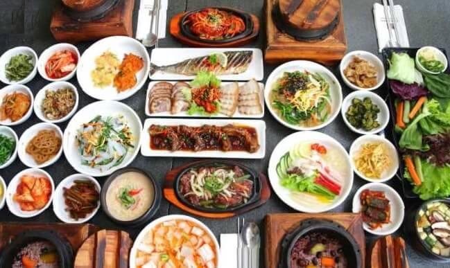 Еда в Корее: ТОП-10 самых вкусных блюд Южной Кореи
