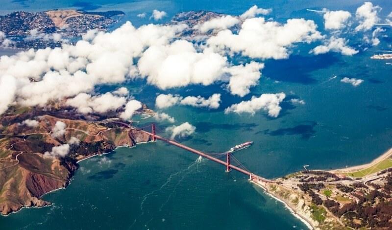 Бесплатные достопримечательности Сан-Франциско, Калифорния