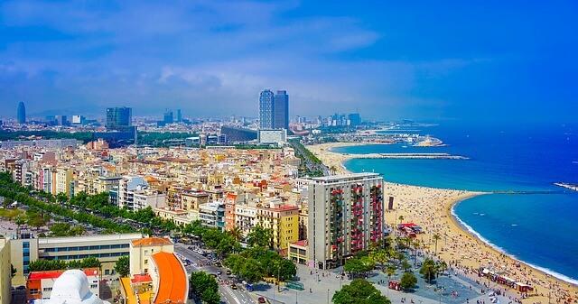 Лучшие достопримечательности Барселоны (Испания)