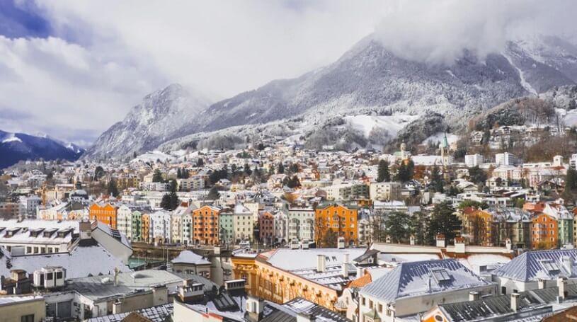 Инсбрук (Австрия): как добраться, достопримечательности, отели