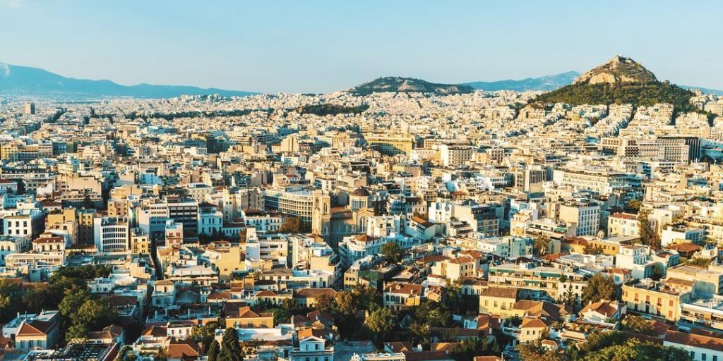 Готовый самостоятельный маршрут: Афины за 1 день, Греция