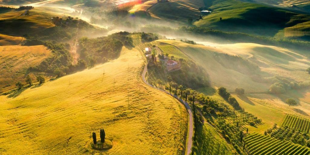 Лучшие курорты Тосканы, Италия