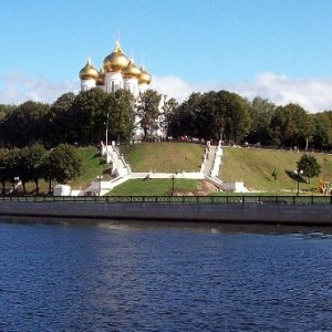 Город Ярославль и его достопримечательности