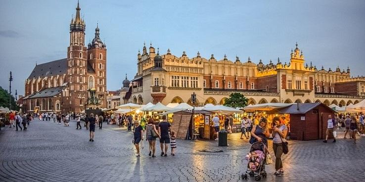 20 главных достопримечательностей Кракова