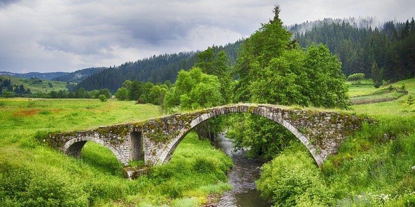 Самые красивые достопримечательности Болгарии