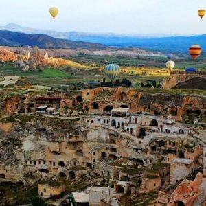 Отдых в Каппадокии, Турция – край подземных городов и восхитительных ландшафтов