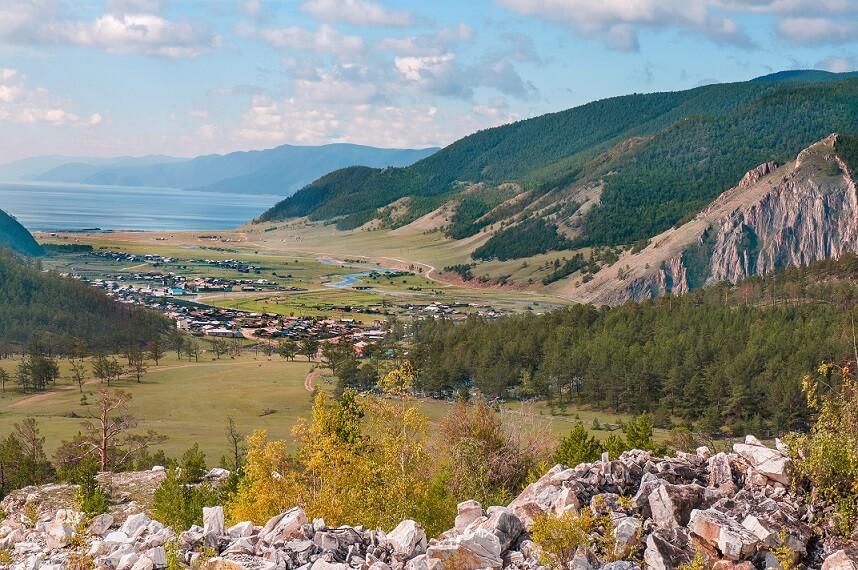 Озеро Байкал: туризм и отдых