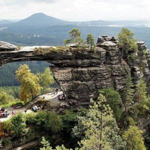 ТОП-6 достопримечательностей Чехии, созданных природой