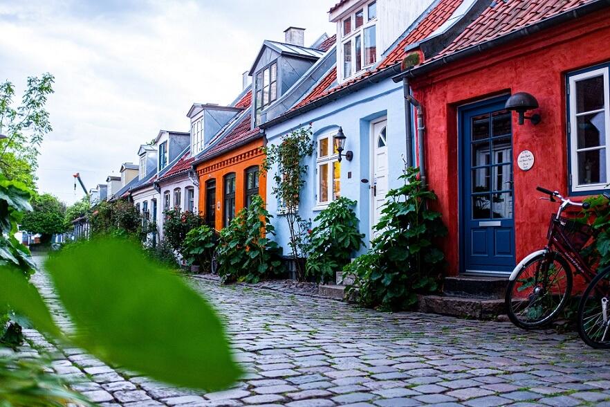 Дания - страна уникальных достопримечательностей