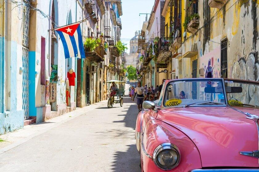 Куба – немного потрепанный рай на Земле