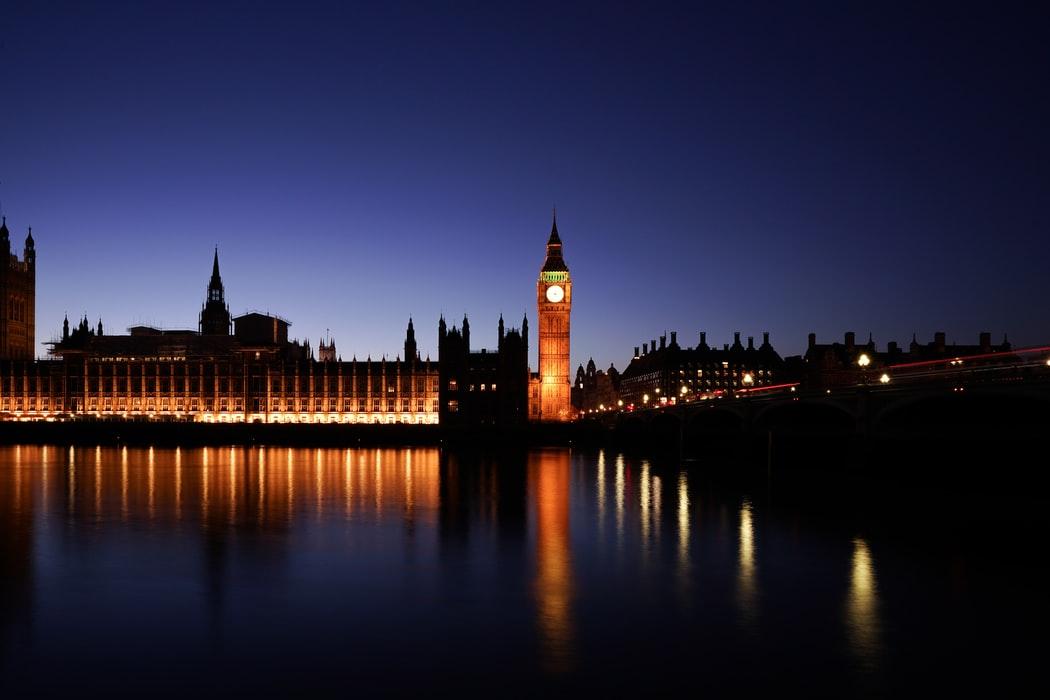 Лондон – город тайн и темных секретов