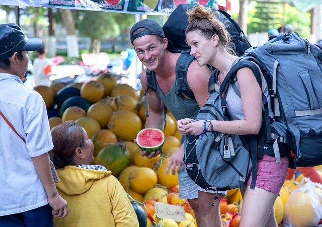 Шуточная статья: разновидности туристов