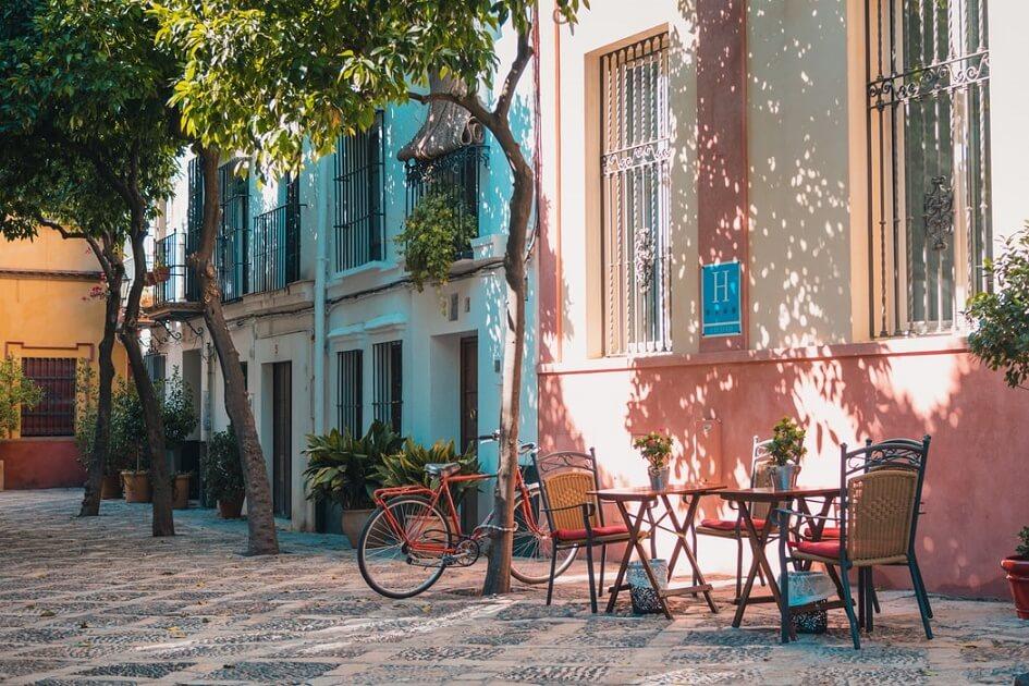 Страна Испания: она создана, чтобы сделать людей счастливее