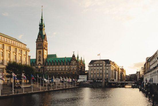 Основные достопримечательности Гамбурга, Германия