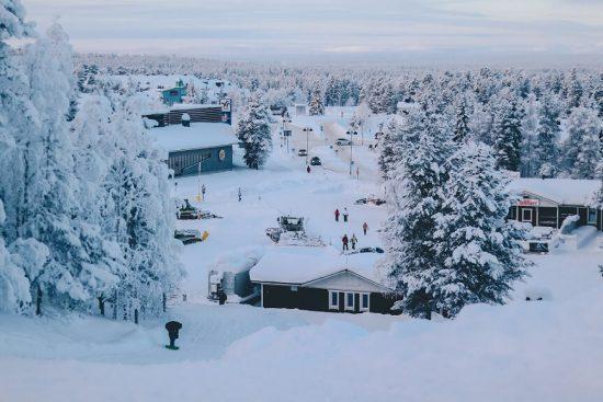 Лапландия – чудеса севера Финляндии