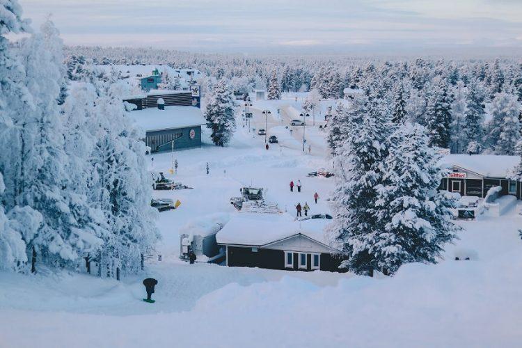 Лапландия - чудеса севера Финляндии