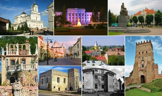 Луцк, Украина – город для романтических выходных