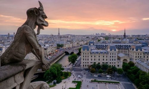 На выходные в Париж: куда пойти и что посмотреть?