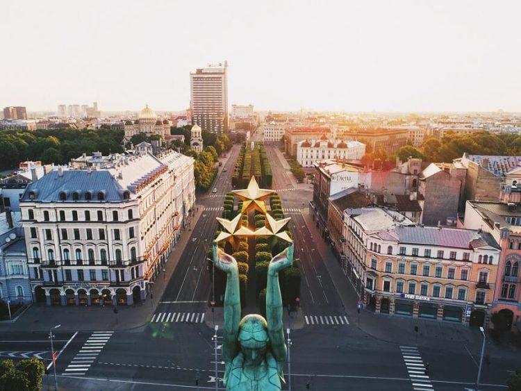 Старая добрая Рига - прибалтийская жемчужина Европы
