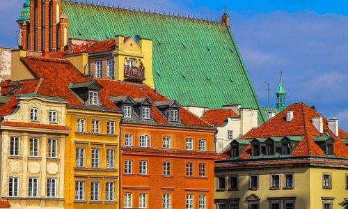 Самые привлекательные места Польши