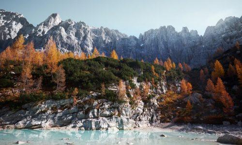 Самые красивые термальные курорты Италии
