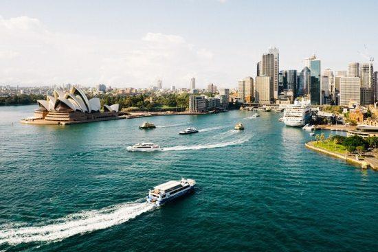 Яркое путешествие по Сиднею, Австралия